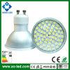 Cup en aluminium 21s5050 Spotlight 3-3.5W 15mA E27/E14/GU10/MR16
