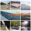 Impermeabilizzazione flessibile di parcheggio del fiume del raggruppamento del PVC Geomembrane