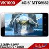 4G Lte Mtk6290 5inch Handy Vk1000