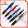 Populäres Promotional Contour Stylus Ball Pen mit Al Barrel (IP008)