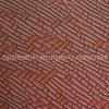 Cuir de PVC de tapisserie d'ameublement de conception de mode (QDL-US0014)