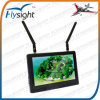 A80105 Flysight RC801 Black Pearl Monitor 7inch LCD Screen Built en 5.8g 7inch Diversity Receiver para Aerial Photography