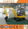 Sales caldo CT45-8b (4.5t) Earthmoving--Mini escavatore dell'escavatore a cucchiaia rovescia