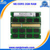 コンピュータParts DDR Drive Laptop High RAM DDR3 2GB Memory