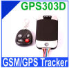Verdadero-tiempo GSM/GPRS/GPS Tracker de GPS303D para Vehicle/Car/Motorcycle con la PC Version Tracking Software de Free