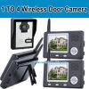 3.5 pouces Wireless Video Doorbell avec la Deux-voie Talk, Night Vision