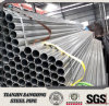 Tubo pre galvanizado estructural del acero de carbón del surtidor del oro