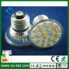 lampe en aluminium de 3.5W E27/E14/MR16/GU10 21s5050 LED