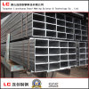 100mmx50mmx2.5mm Rectangular Steel Pipe für Structure Building