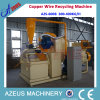 300-400kg/H Copper Granulator Scrapped Metal Recycling Plant