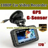 H., 264 Auto-Videokamera-Schreiber GPS-HD
