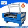 Máquina de gravura do laser do CO2 para o gravador Delrin, pano, fabricante de couro da máquina do laser