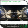 5 * 5 Warm White LED Matrix Light com Art -Net