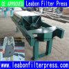 Imprensa de filtro manual da separação contínua e líquida
