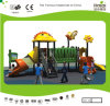 Playground de Kaiqi Cartoon Series Children Media-feito sob medida Small com Slides e Bridge (KQ20027A)