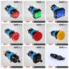 세륨 RoHS Hban Ad16-16D 세륨 RoHS (16mm) Pilot Lamp