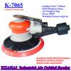 K-7065 máquina de lixar do Orbital do ar do Central-Vácuo da almofada de 7 polegadas