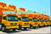 FAW 6*4のダンプカートラック、大型トラック、エチオピアのトラック