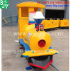 Train électrique de conduites d'amusements à vendre, train électrique de matériel extérieur de cour de jeu