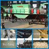 Desfibradora para el caucho/el papel/el neumático/el reciclaje inútil/alambre de cobre de madera del neumático/del desecho/hueso del plástico/Foam/PCB/Animal/cocina/basura municipal/utilizado