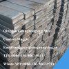 Barre plate structurale de haute résistance laminée à chaud d'acier du carbone de construction