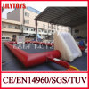 PVC rosso Tarpaulin Arena Football Sports Game da vendere (J-SG-008)