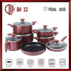 13PCS All Clad Milano Importer of Aluminium Utensils Cookware
