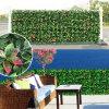 Muralla Verde Jardín Coberturas pantalla de la aislamiento Mat Hedge Artificial