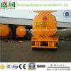 De pentane de camion-citerne aspirateur remorque liquide chimique semi à vendre