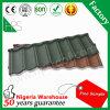Form-bunter Dach-Entwurf für Haus-Stein-überzogene Dach-Fliese in Nigeria