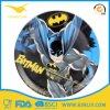 Plaque de dîner amicale de vaisselle de Batman de mélamine d'Eco pour le cadeau