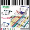 Пробка ручки магазинной тележкаи с логосом