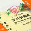 Autoadesivo libero stampato del PVC di alta qualità di Hangzhou Nizza