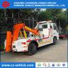 Isuzu 6 Vrachtwagen Wrecker van het Slepen van Wrecker 5tons van de Weg van Wielen 3tons de Kleine Kleine