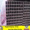 Conduttura d'acciaio saldata carbonio delicato quadrato strutturale