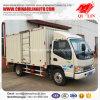 Goedkope Prijs 2 Assen MiniContainer Storage Van Truck van Qilin