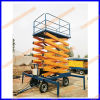 10m Trailer Hydraulic Scissor Lift