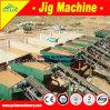 大きい鉱山の急激に前後動く分離器の金のジガーの油圧放射状のジグ機械