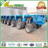 Multi трейлер Низк-Затяжелителя емкости Axles 200t