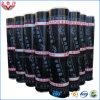 Sbs modificó la membrana impermeable del betún con la película del PE, membrana impermeable bituminosa con la película del PE