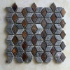Het onregelmatige Natuurlijke Mozaïek van de Lei van de Steen voor Hete Verkoop (smc-SMP160)