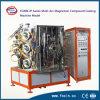 Magnetron, das verwendete Vakuumschichts-Maschine spritzt