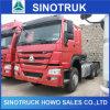 Sinotruk HOWO 4X2 336HP Cabeça de caminhão de trator