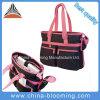 Großverkauf aufbereitete Falte-verpackenverpackungs-Schulter-Handgrifftote-Einkaufstasche