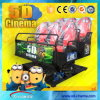 Popolare e New Investment Motion 4D/5D/6D/7D/8d/9d/10d/11d/12D Cinema