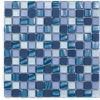 2016 Glass quadrato Tiles Mosaic per la piscina (J 1333)