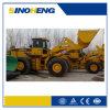 XCMG carregador Lw800k da roda de 8 toneladas