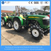 Tractor de cuatro ruedas tractor agrícola