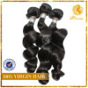새로운 Arrival 6A 브라질 Unprocessed Loose Wave Weft 100%년 Virgin Remy Human Hair Extension (TFH-NL0080)