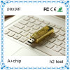 4GB 8GB Gold Bar Shape USB Flash Drive Wholesale